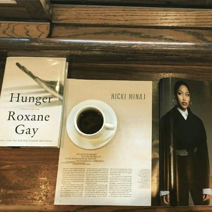 Hunger by Roxane Gay