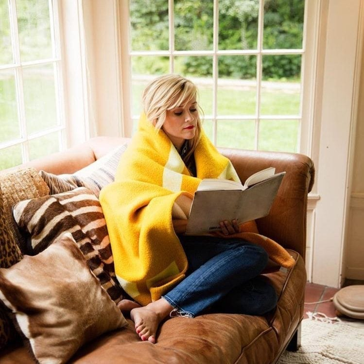 What Reese Witherspoon reads