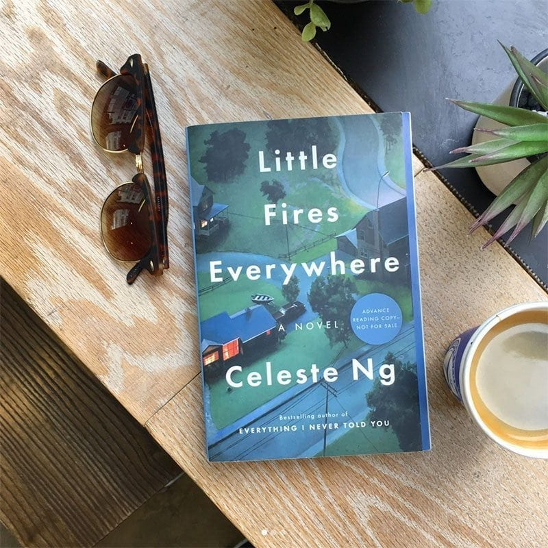 books like little fires everywhere