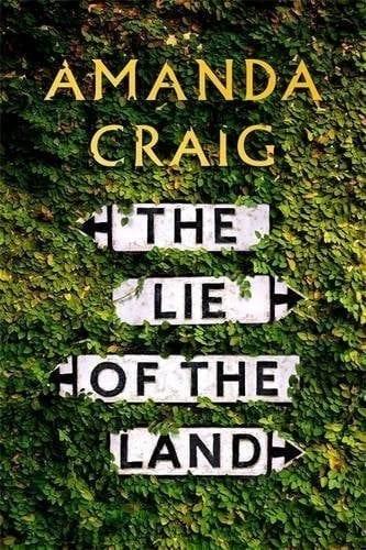 the lie of the land amanda craig