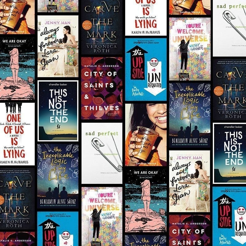 2017 S Best Ya Books For Teens She Reads