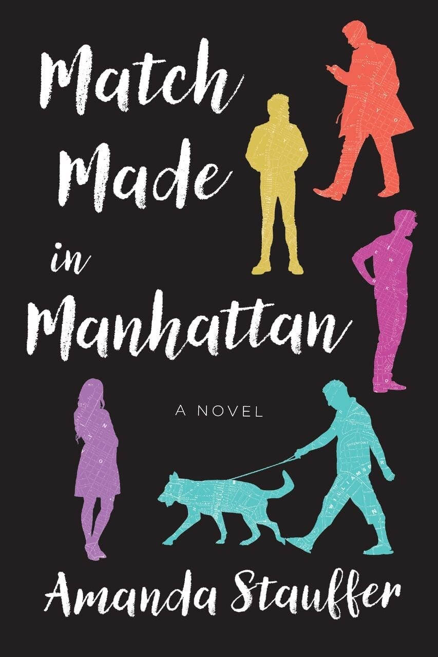 Match Made in Manhattan by Amanda Stauffer