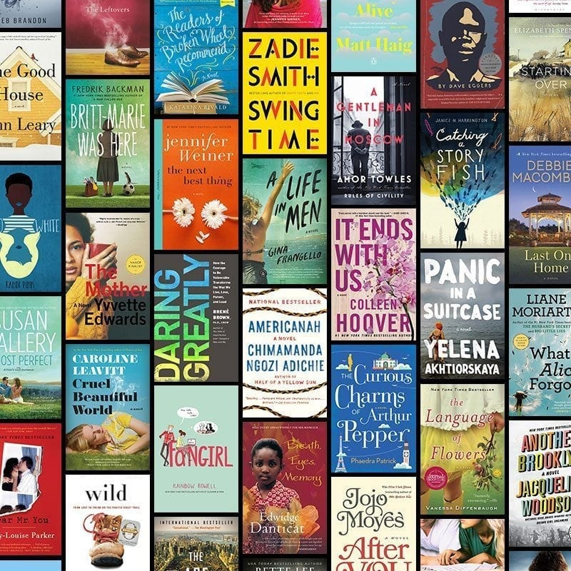 50 Books about new beginnings