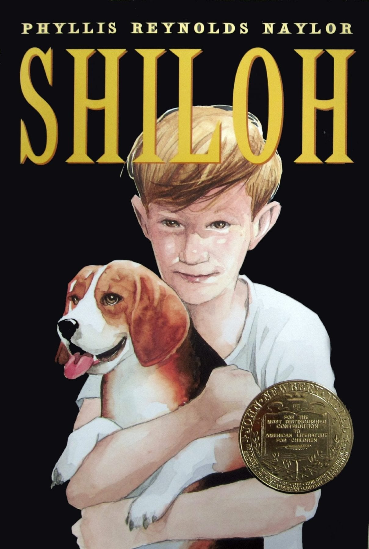 Shiloh by Phyllis Naylor