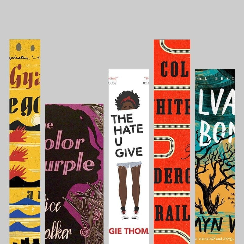 Iconic books by black authors