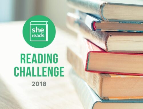 She Reads 2018 Reading Challenge
