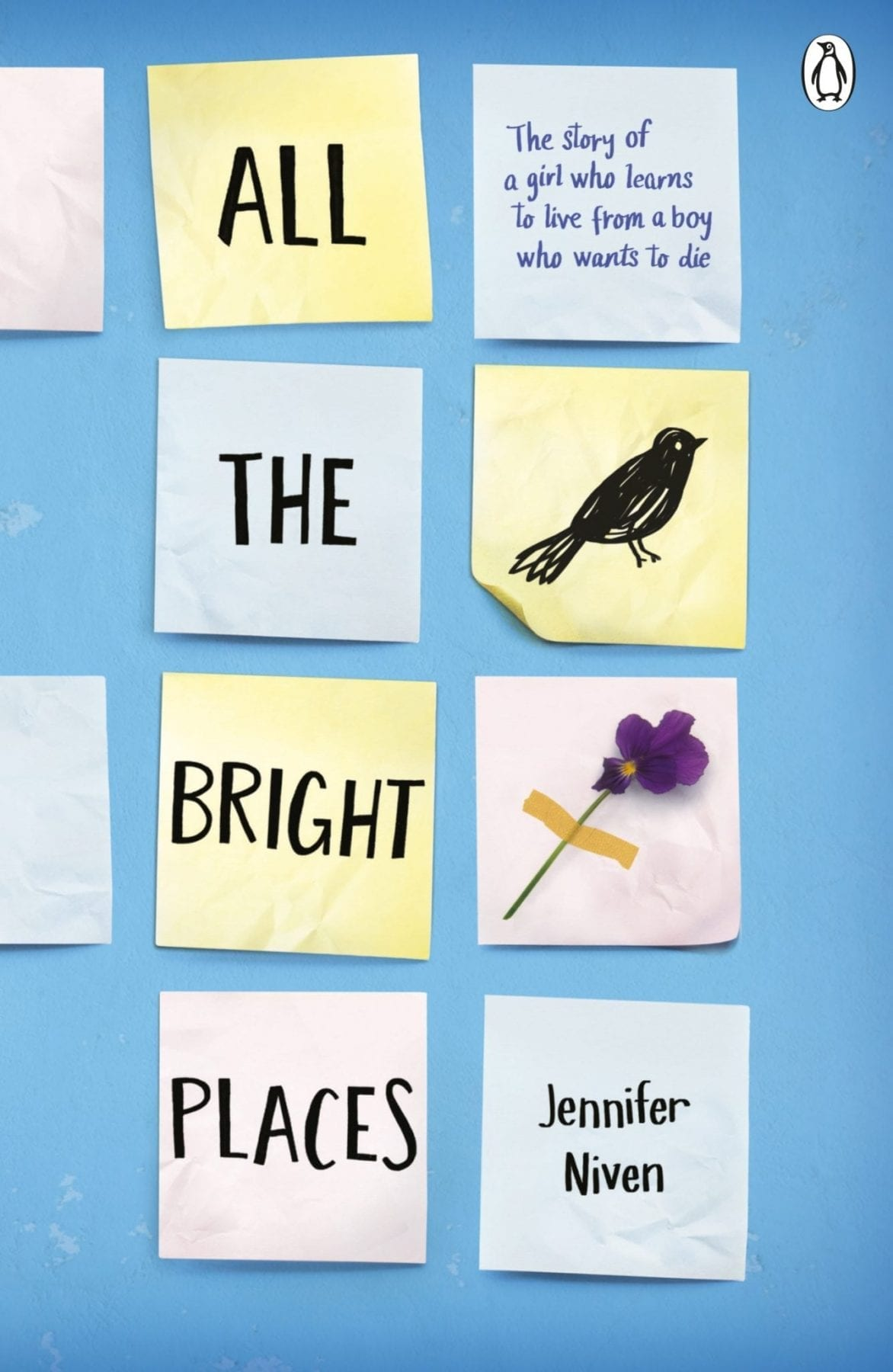 All the Right Places by Jennifer Niven