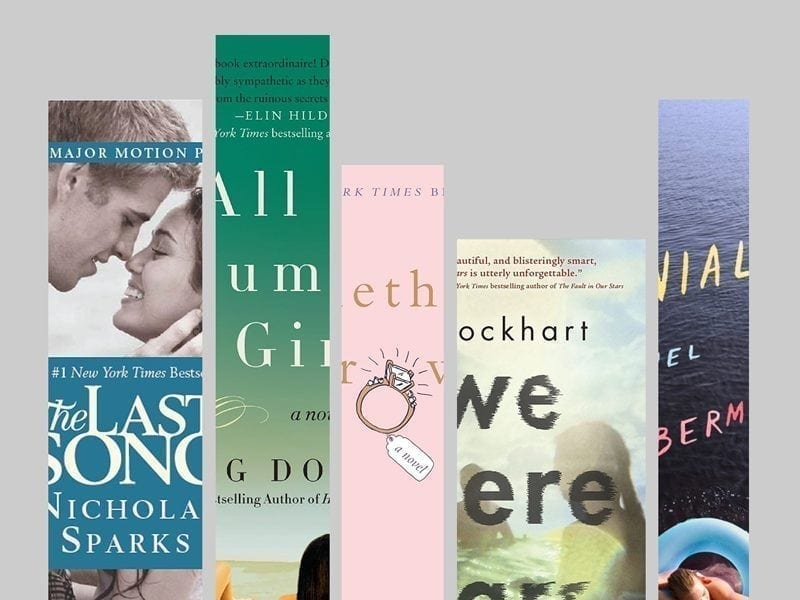 Our go-to beach reads