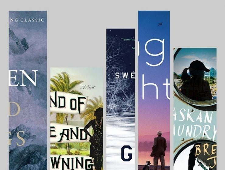 7 Books for a staycation
