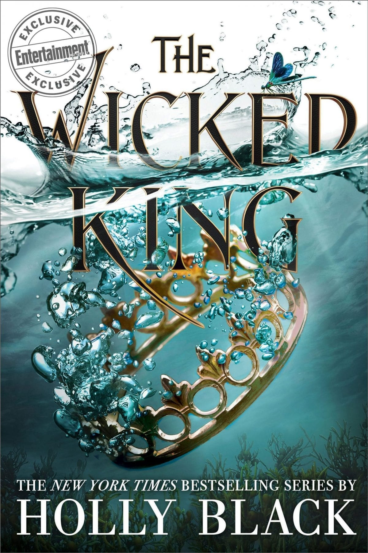 Holly Black's The Wicked King cover reveal - She Reads