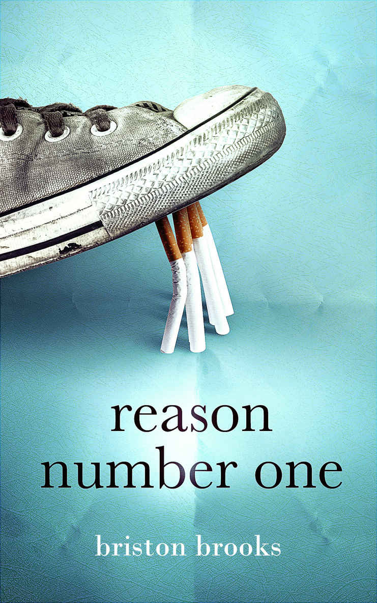 Reason Number One book cover