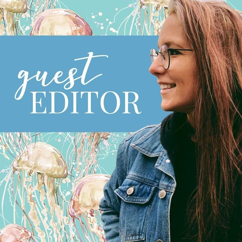 April Guest Editor: Courtney Peppernell