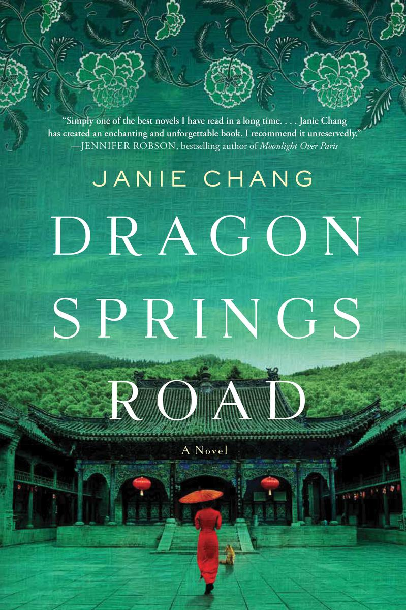 May Guest Editor: Kate Quinn_Dragon Springs Road Cover