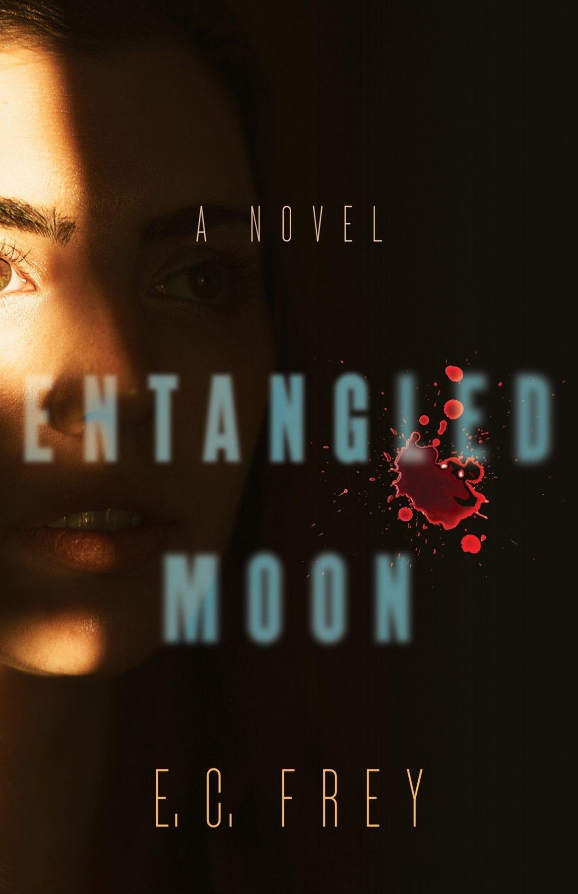 Entangled Moon by E. C. Frey