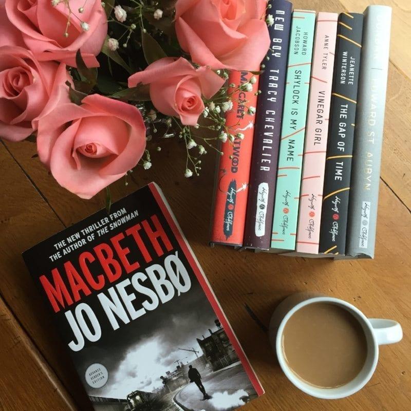 what @artbookscoffee is reading_Macbeth
