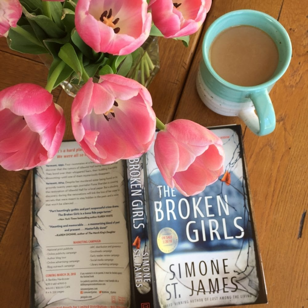 what @artbookscoffee is reading_The Broken Girls
