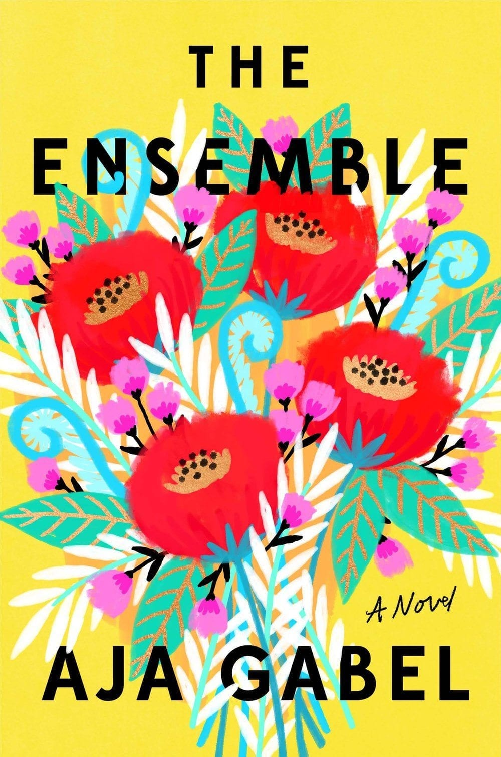 The Ensemble by Aja Gabel out in May