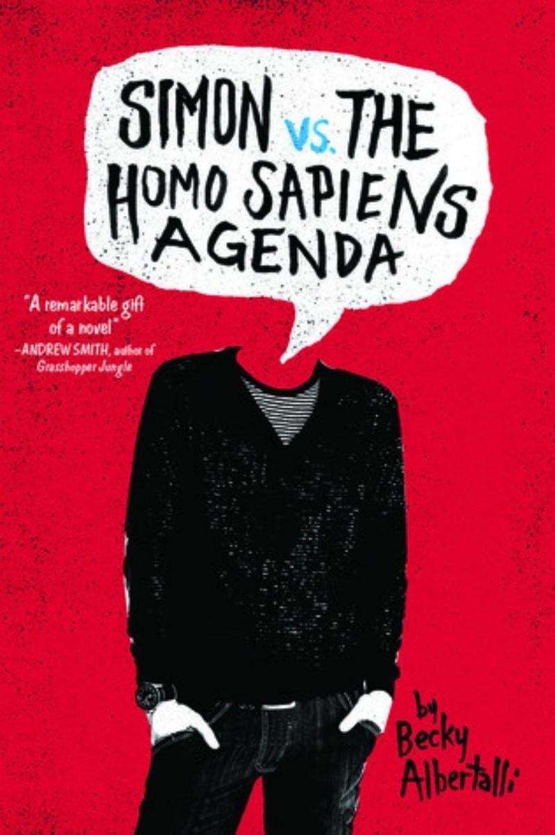Simon vs, The HomoSapiensAgenda by Becky Albertalli