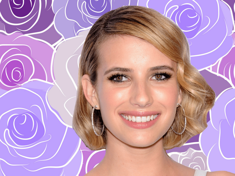 What Emma Roberts reads