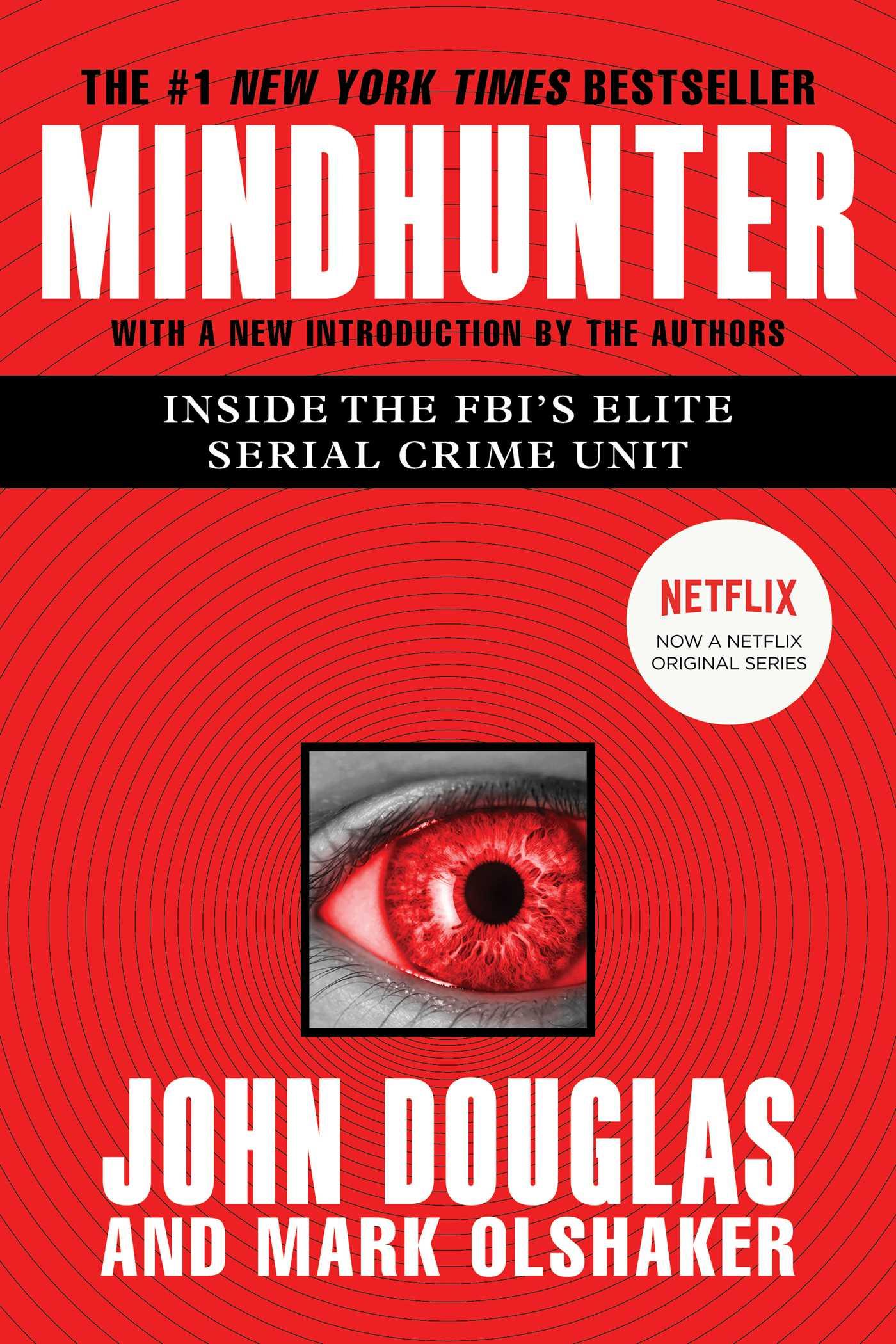 Mindhunter by John Douglas and Mark Olshaker
