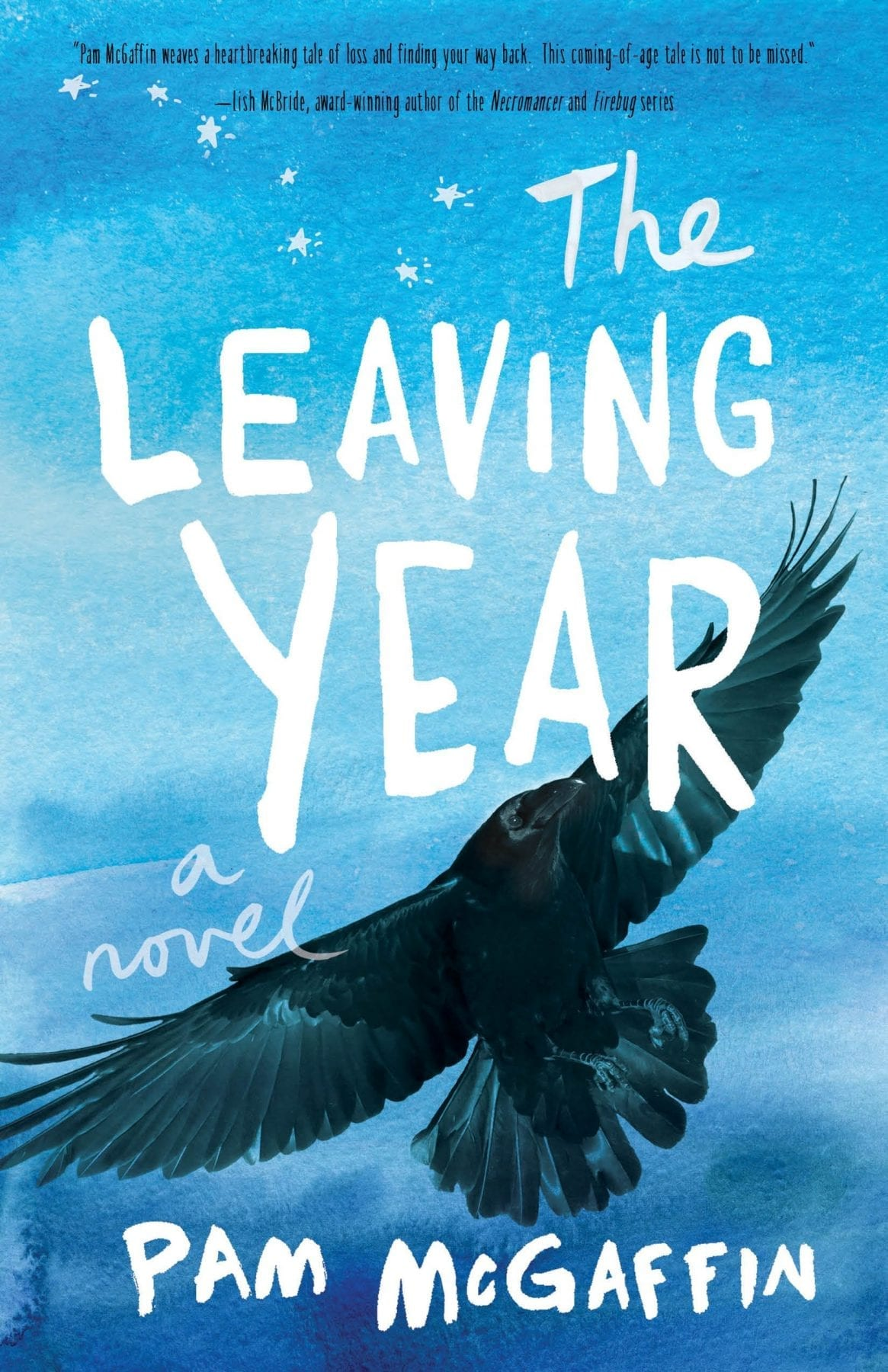 The Leaving Year by Pam McGaffin