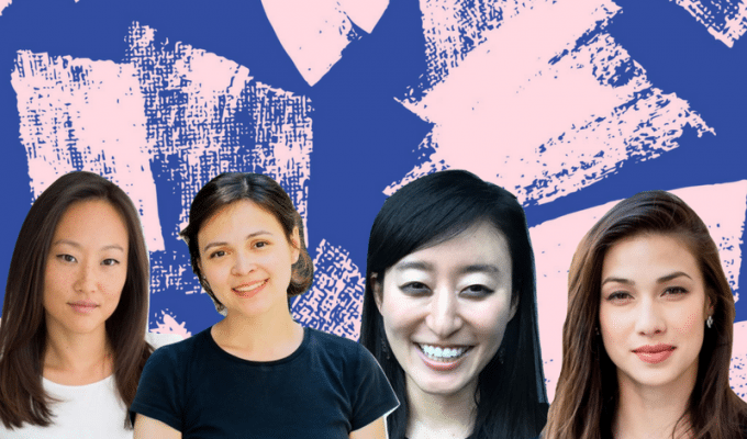 books by female asian authors