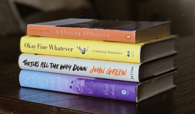 Books to raise awareness