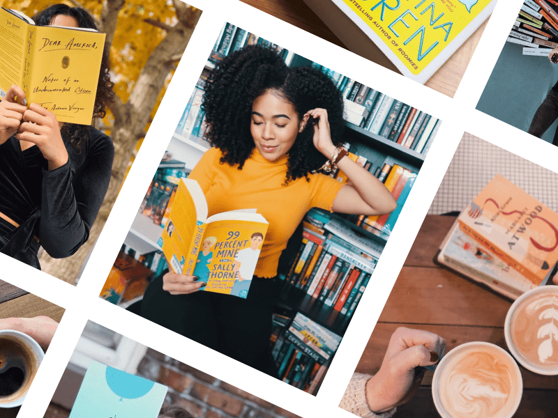 12 Bookstagrammers you should be following in 2019 - She Reads