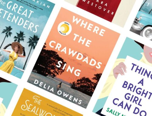 7 Books with fierce female heroines