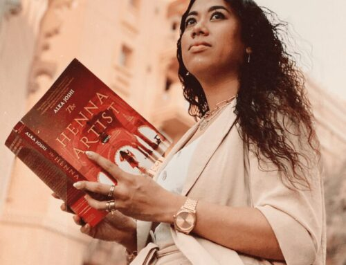 Get the Book Look: The Henna Artist by Alka Joshi