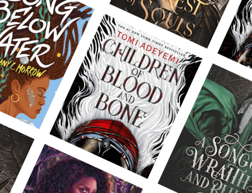 13 YA books like Children of Blood and Bone