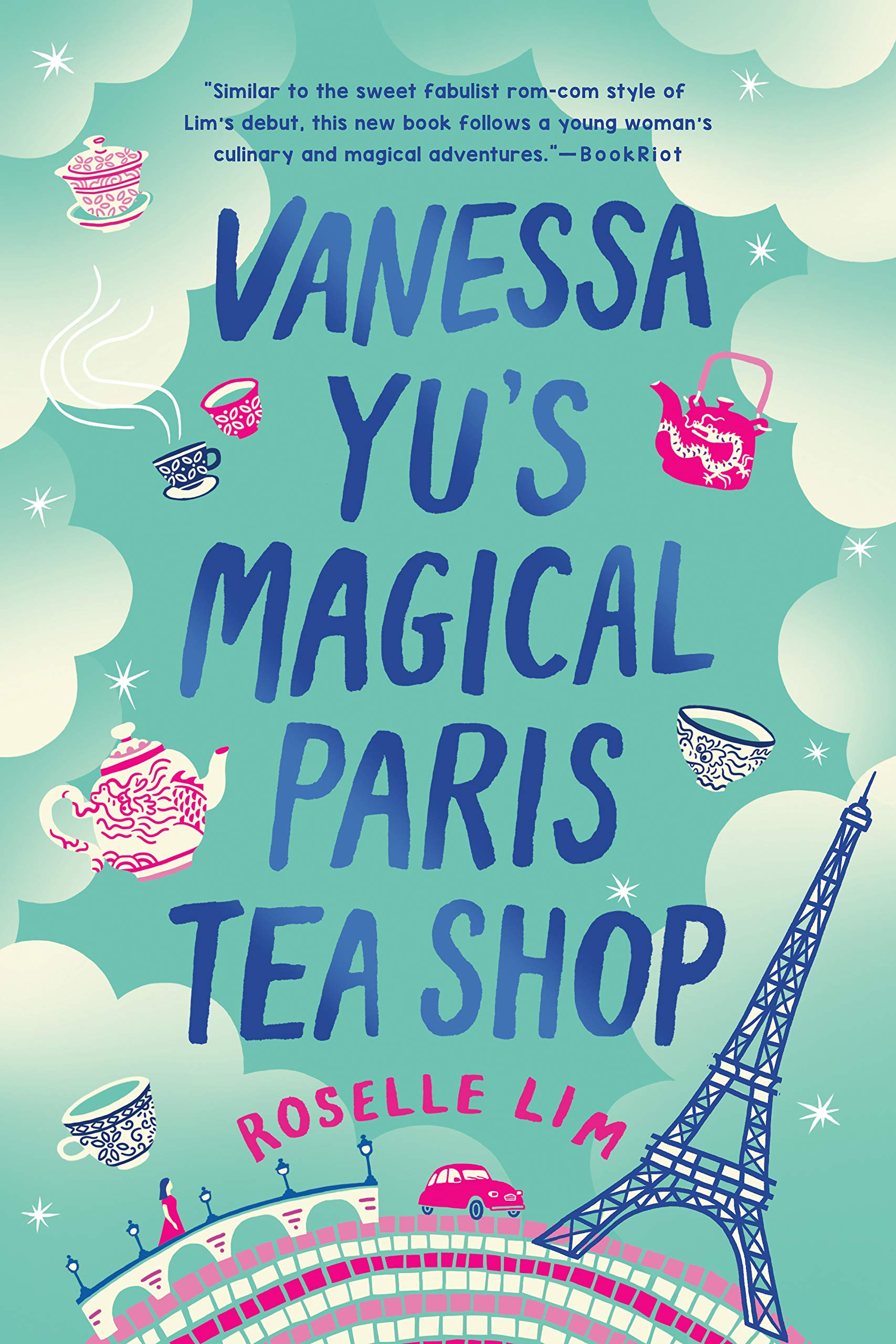Summer Romances - Vanessa Yus Magical Paris Tea Shop