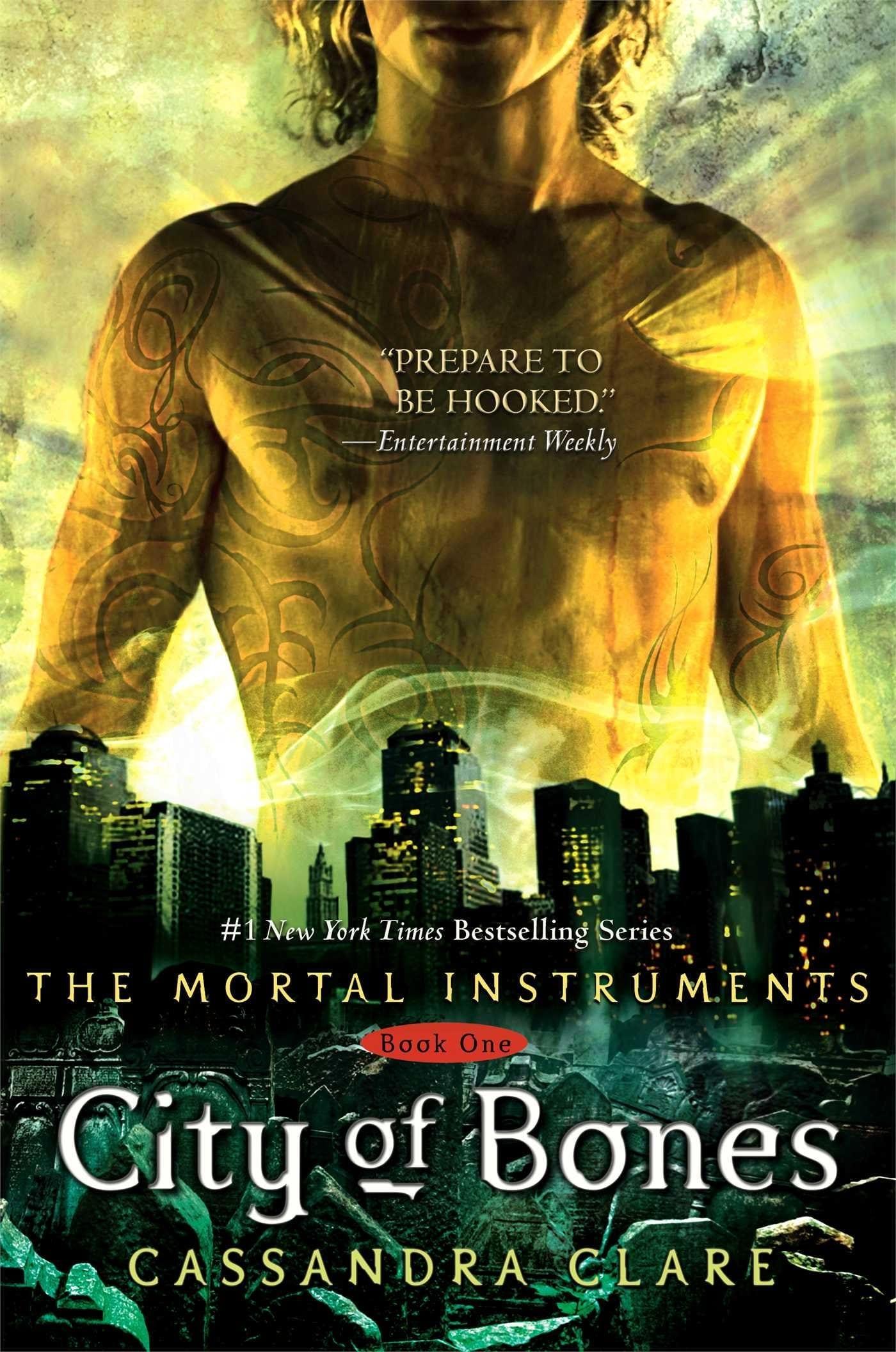 Books like Twilight - City of Bones