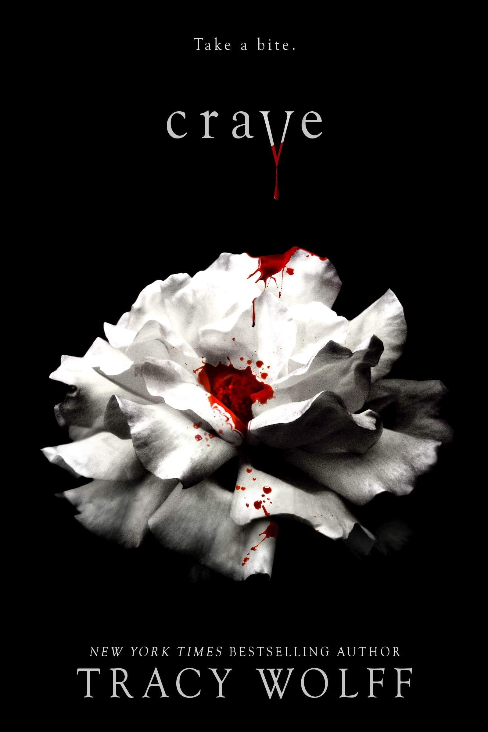 Books like Twilight - Crave