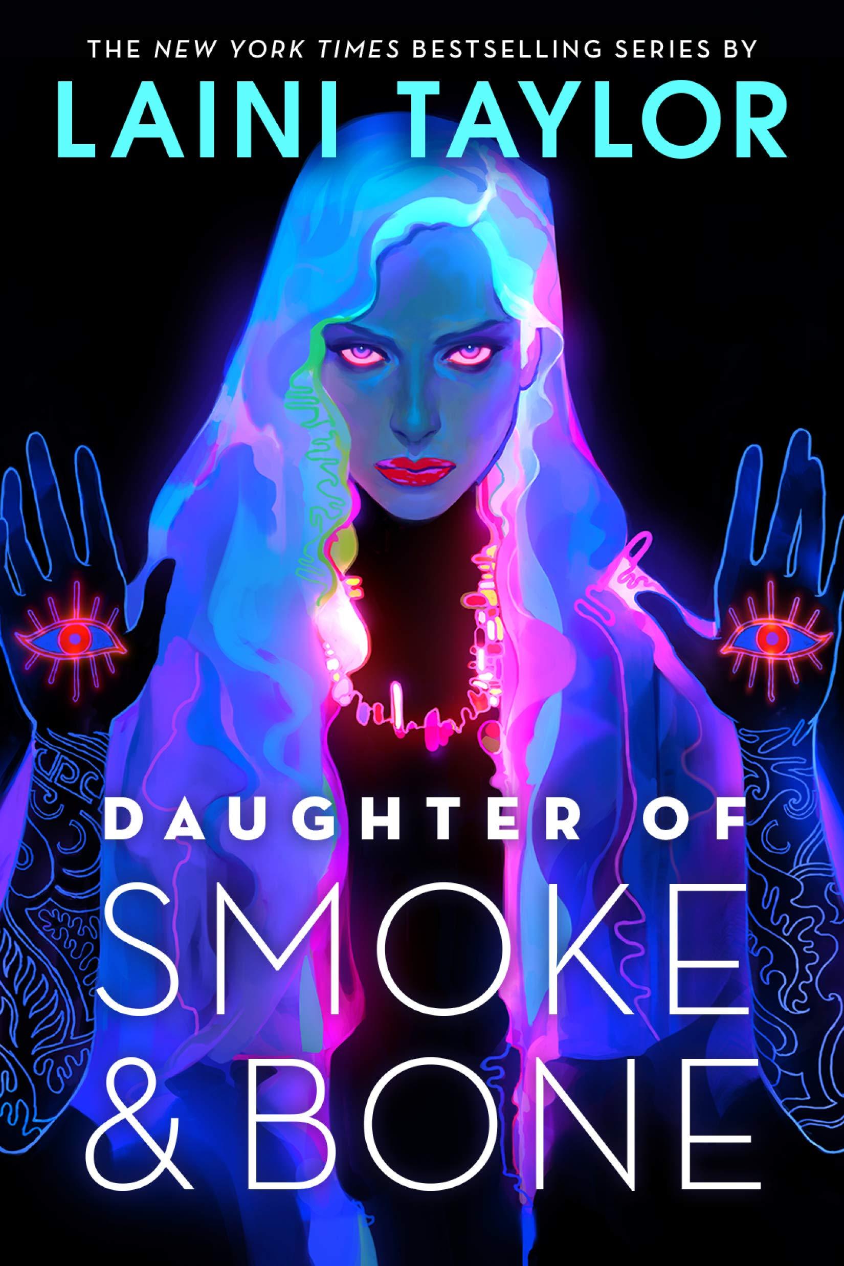 Books like Twilight - Daughter of Smoke and Bone