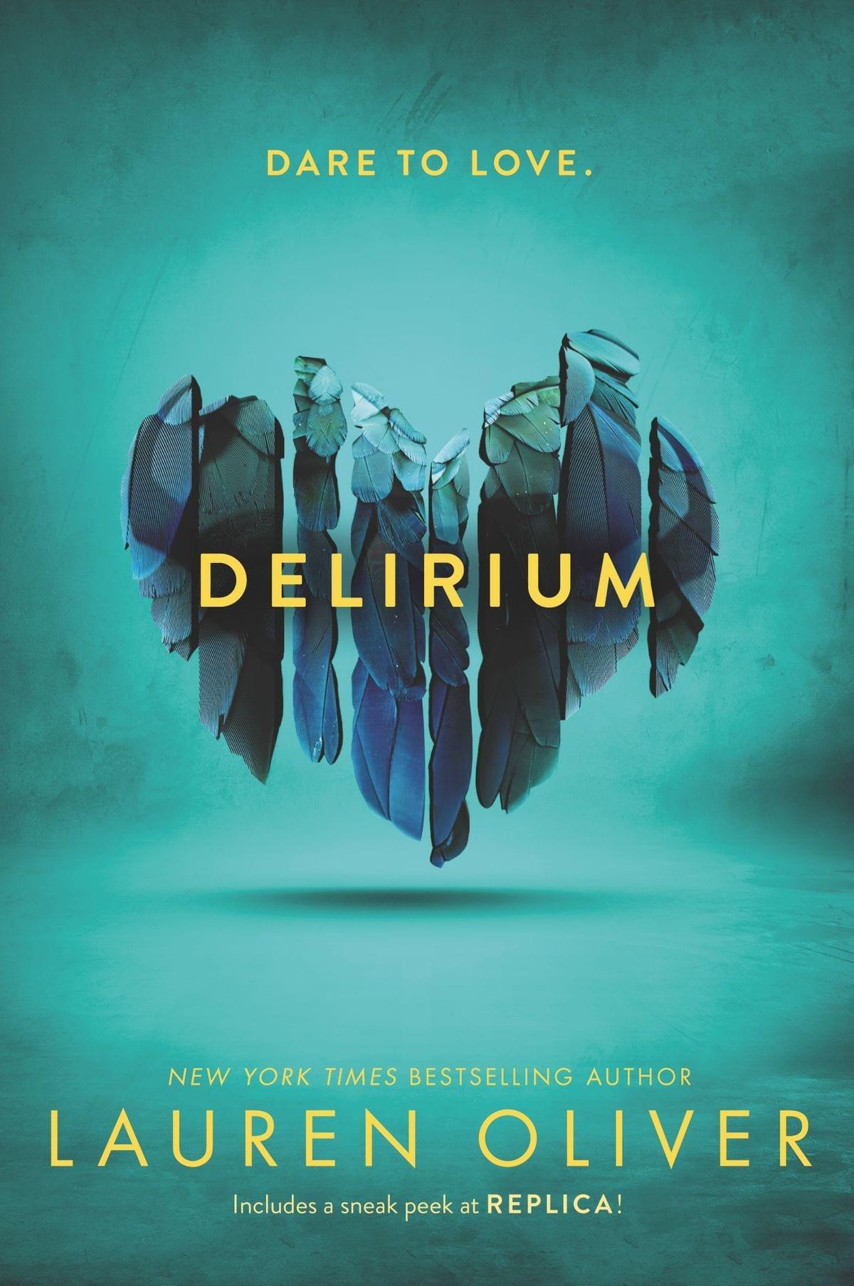 Books like Twilight - Delirium