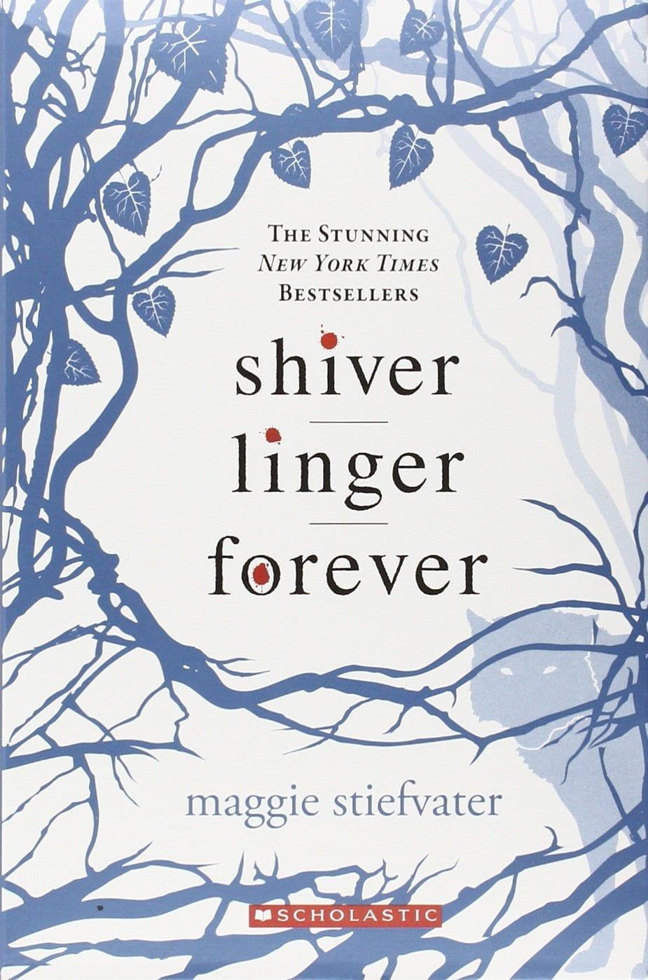 Books like Twilight - Shiver Linger Forever