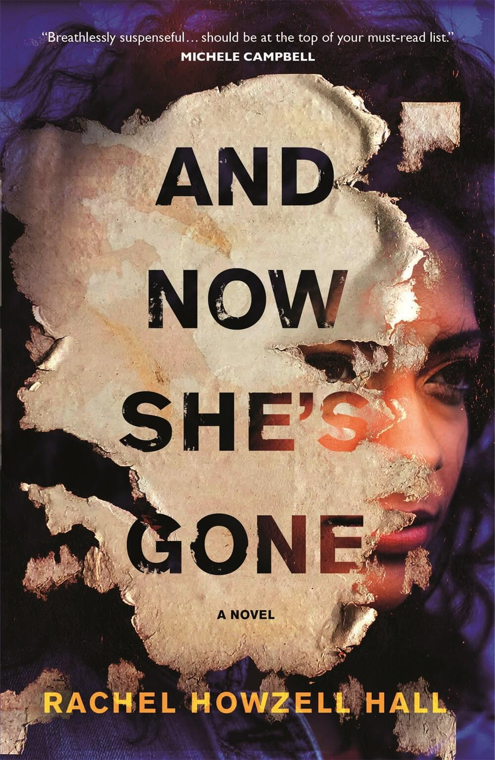 Most Anticipated Fall Thrillers - And Now She's Gone by Rachel Howzell Hall
