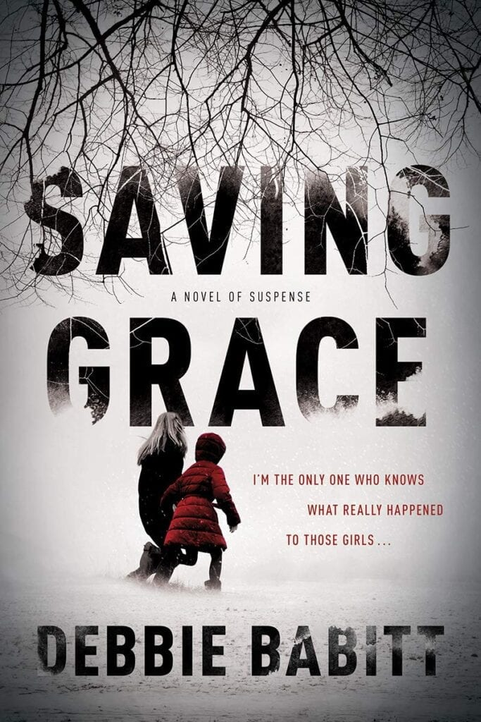 Most Anticipated Thrillers of 2021 - Saving Grace