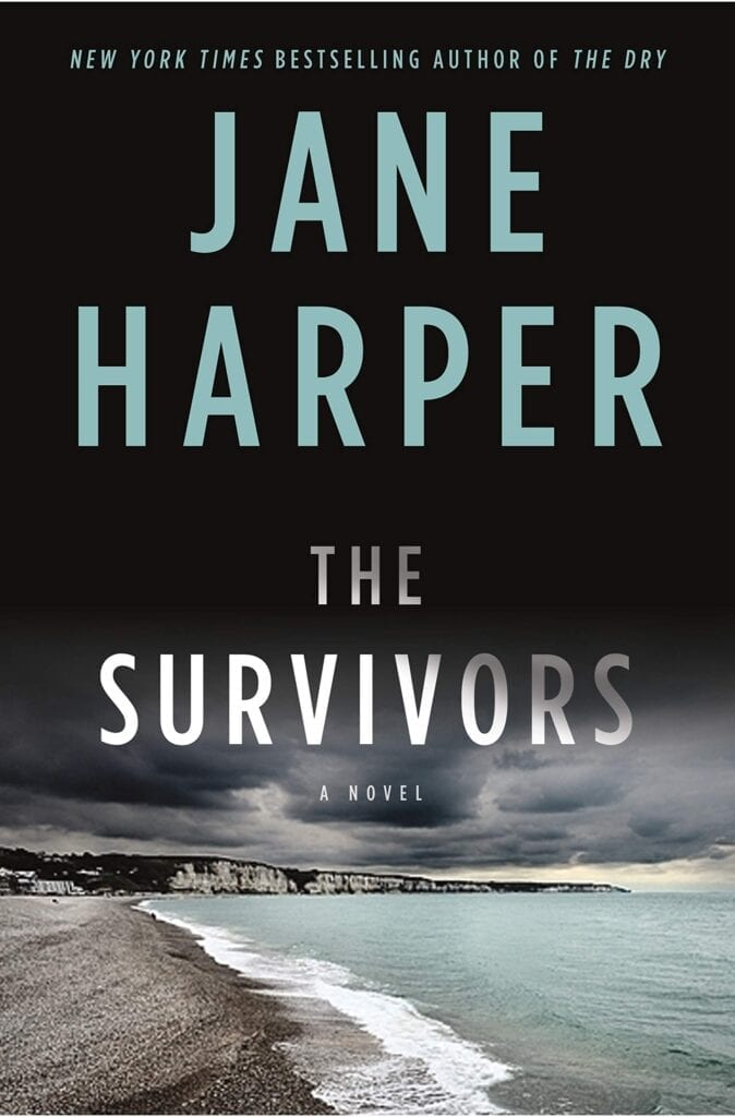 Most Anticipated Thrillers of 2021 - The Survivors