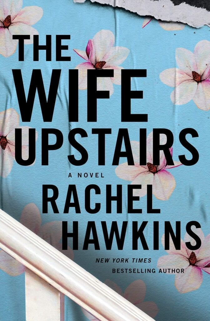 Most Anticipated Thrillers of 2021 - The Wife Upstairs