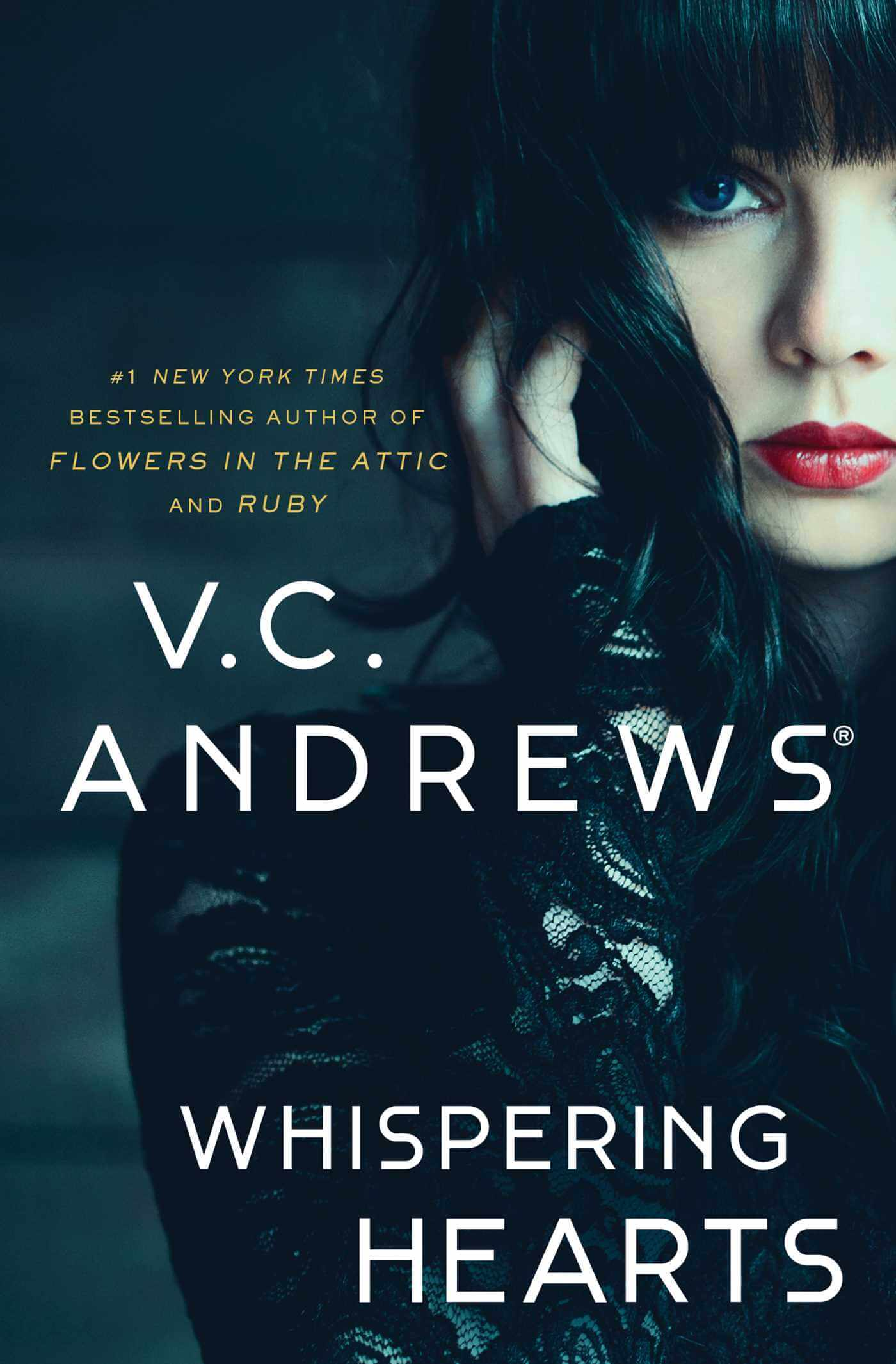 Most Anticipated Fall Thrillers - Whispering Hearts by V.C. Andrews