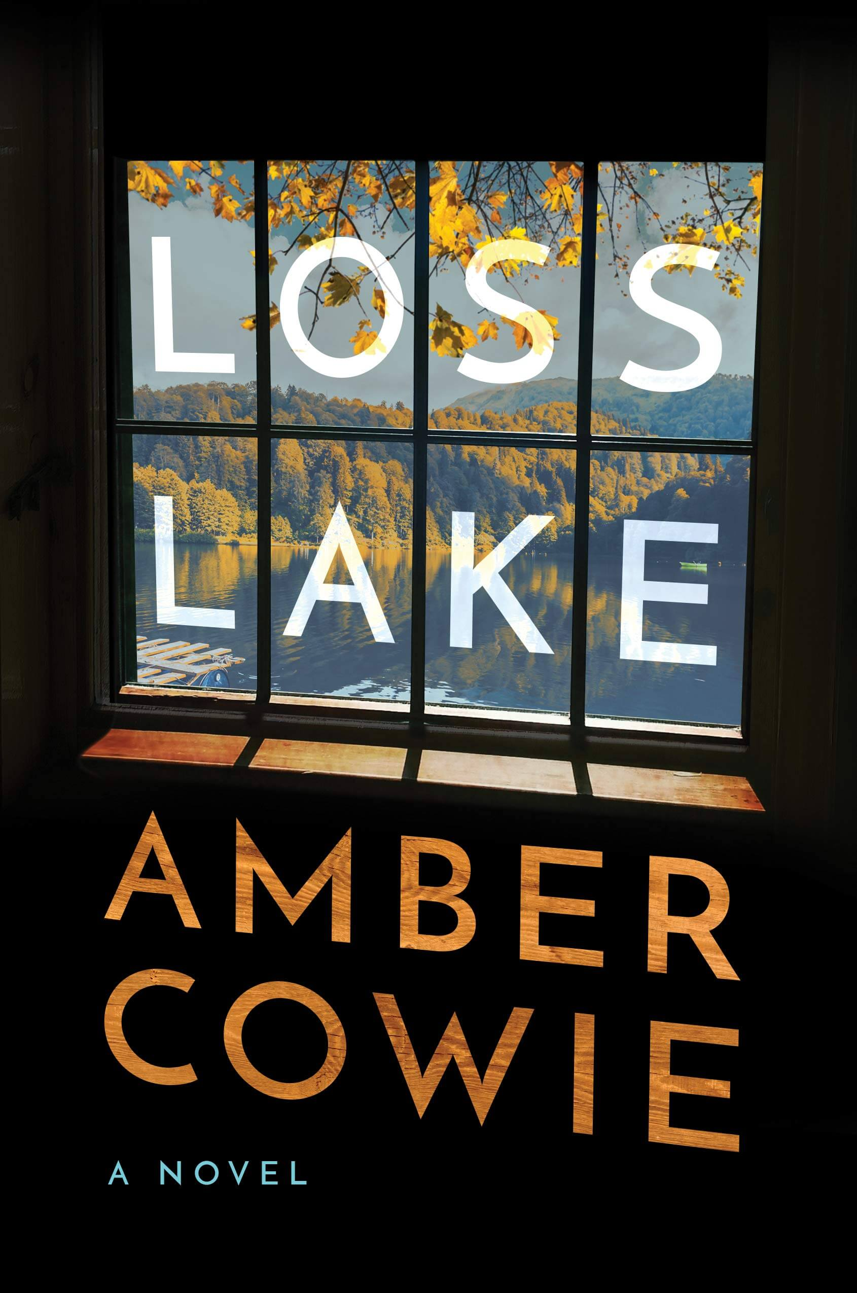 Most Anticipated Fall Thrillers - Loss Lake by Amber Cowie