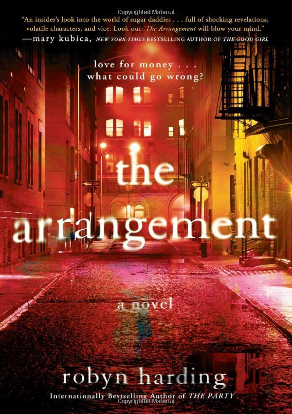Most Anticipated Fall Thrillers - The Arrangement