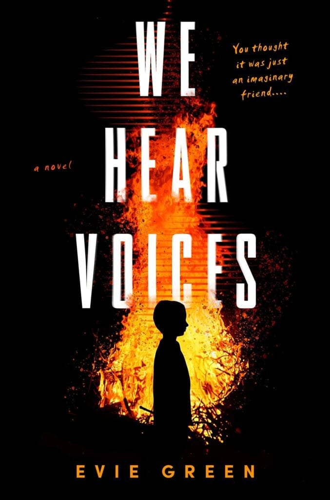 Most Anticipated Fall Thrillers - We Hear Voices by Evie Green