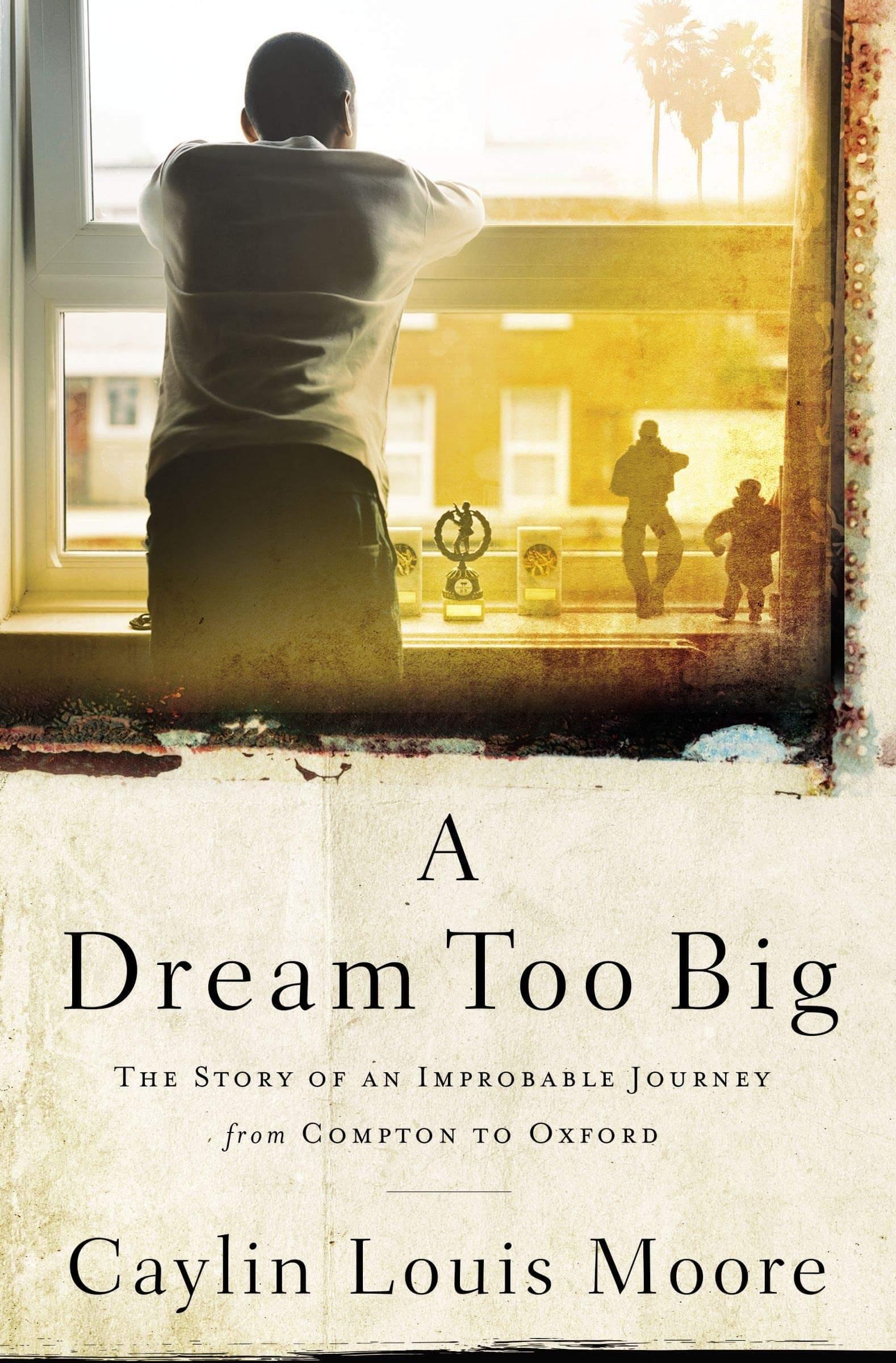 Own Voices Memoirs - A Dream Too Big