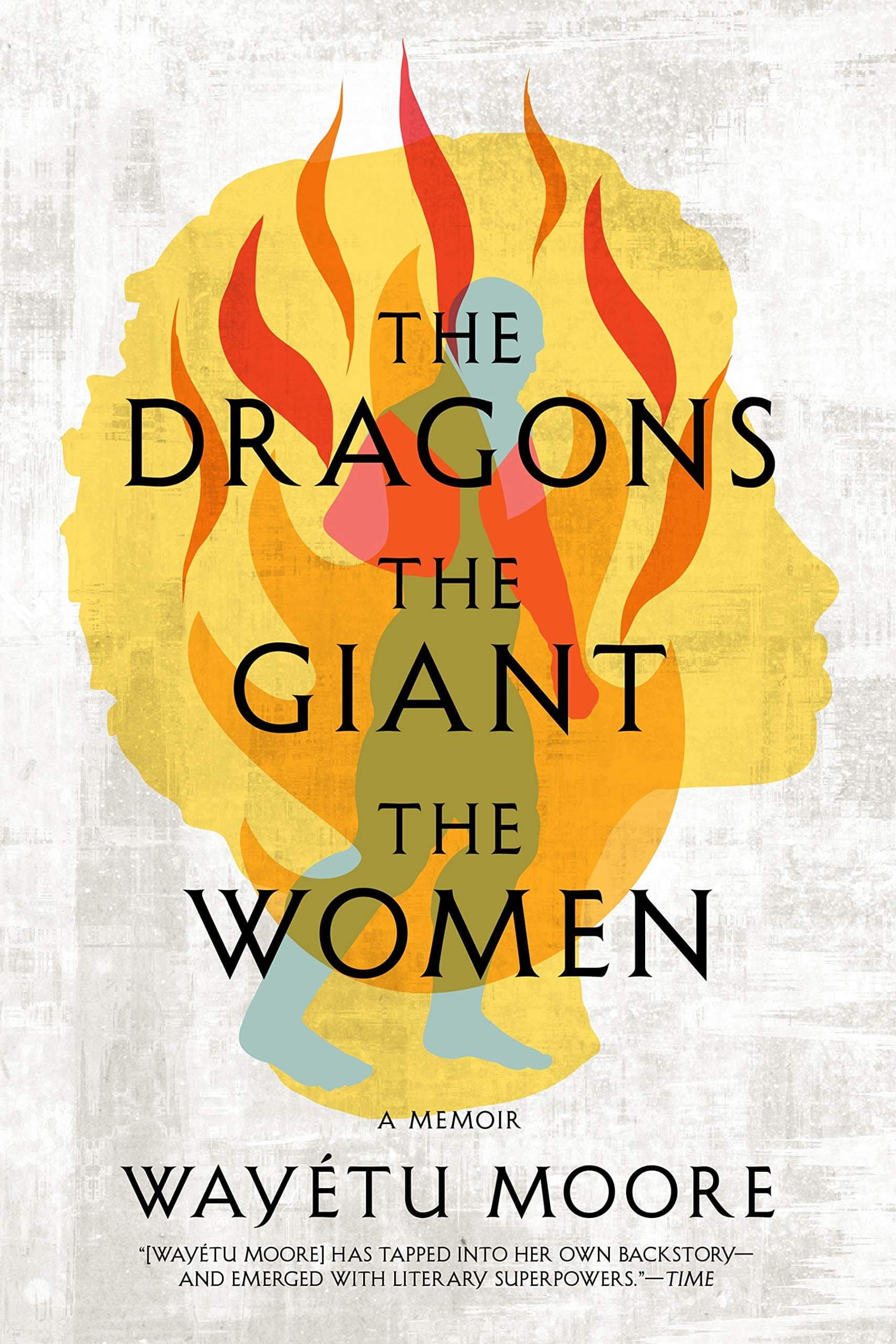 Own Voices Memoirs - The Dragons The Giant The Women