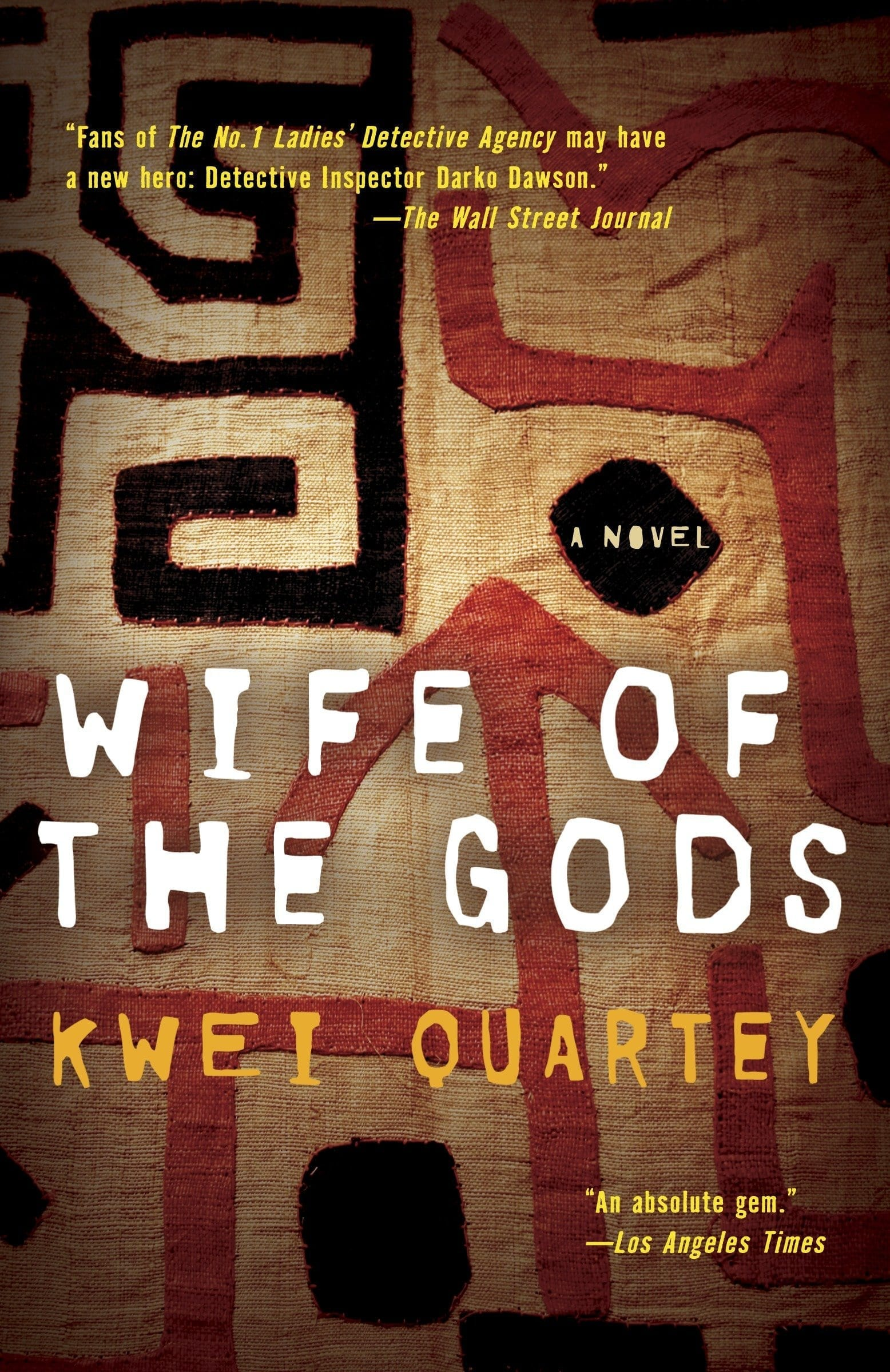 African diaspora literature - Wife of the Gods