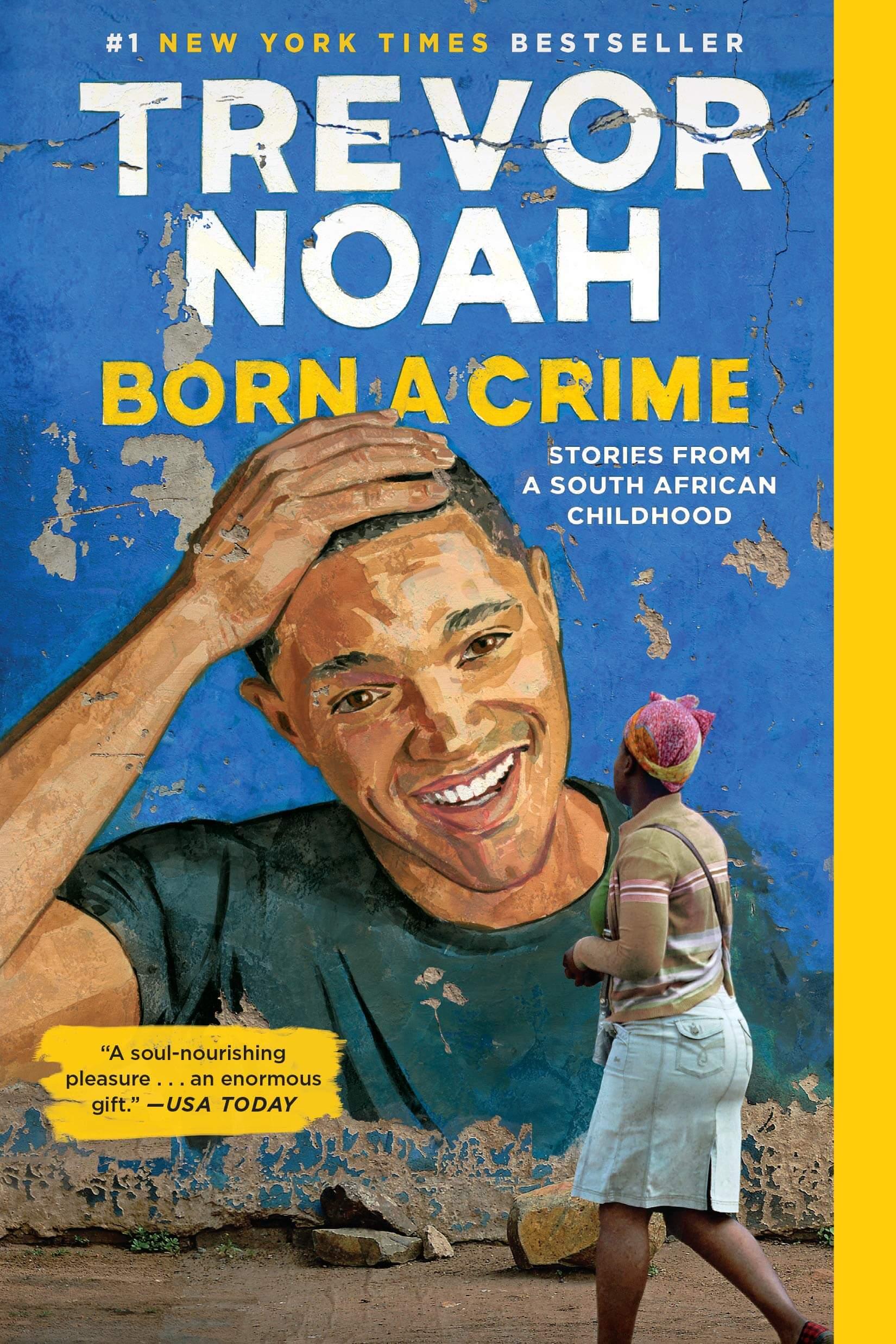 Own Voices Memoirs - Born a Crime