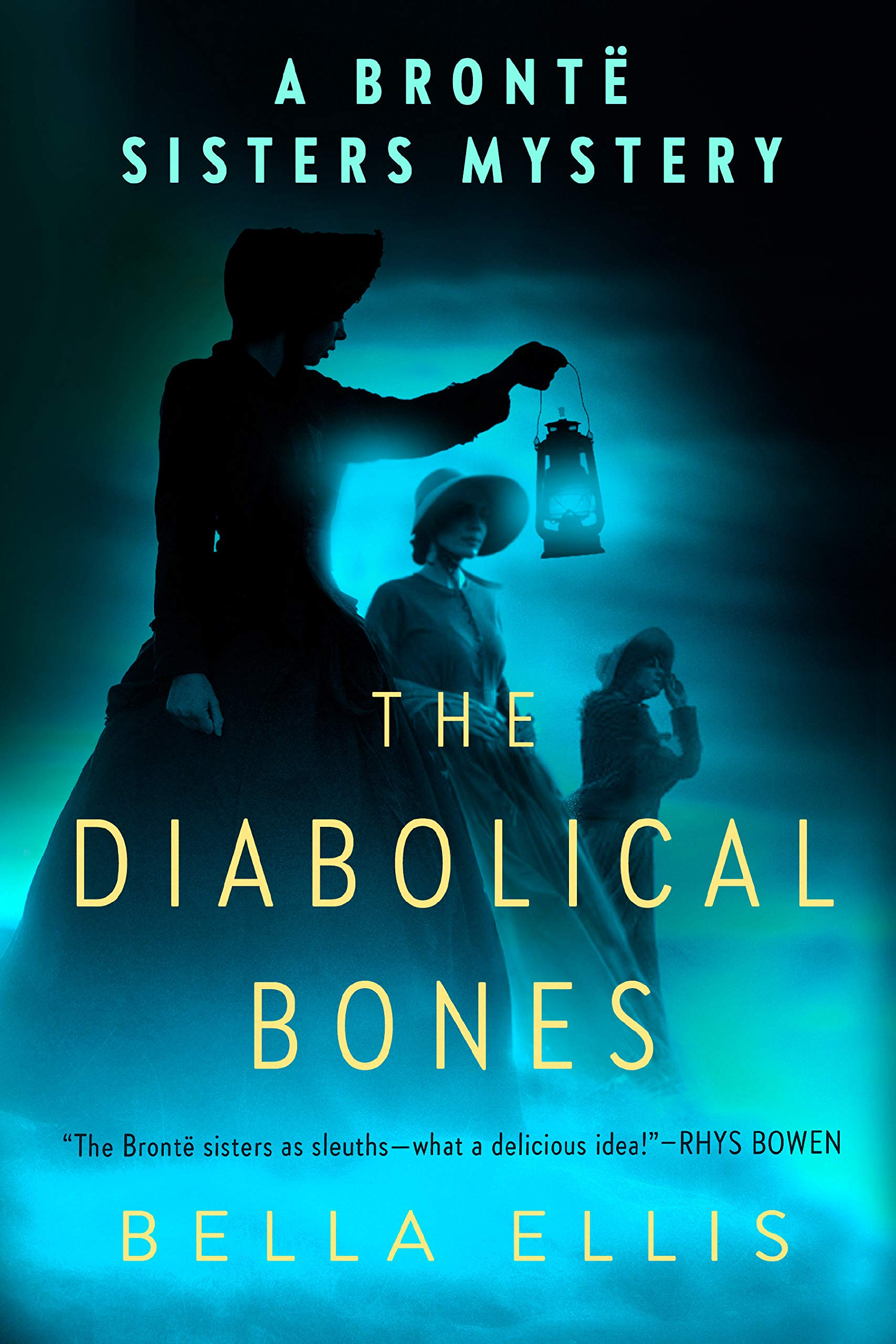 Most Anticipated Fall Thrillers - The Diabolical Bones